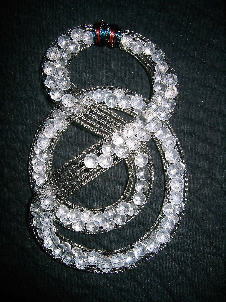 Snake & Berry Jewellery - Glass Jewellery