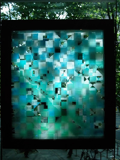 Crossroads - Glass Panels