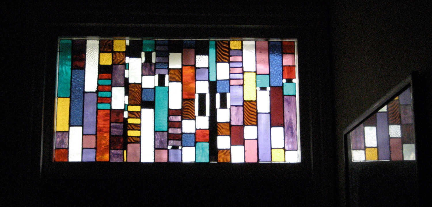 Decorative Stained Glass Panels - Glass Panels