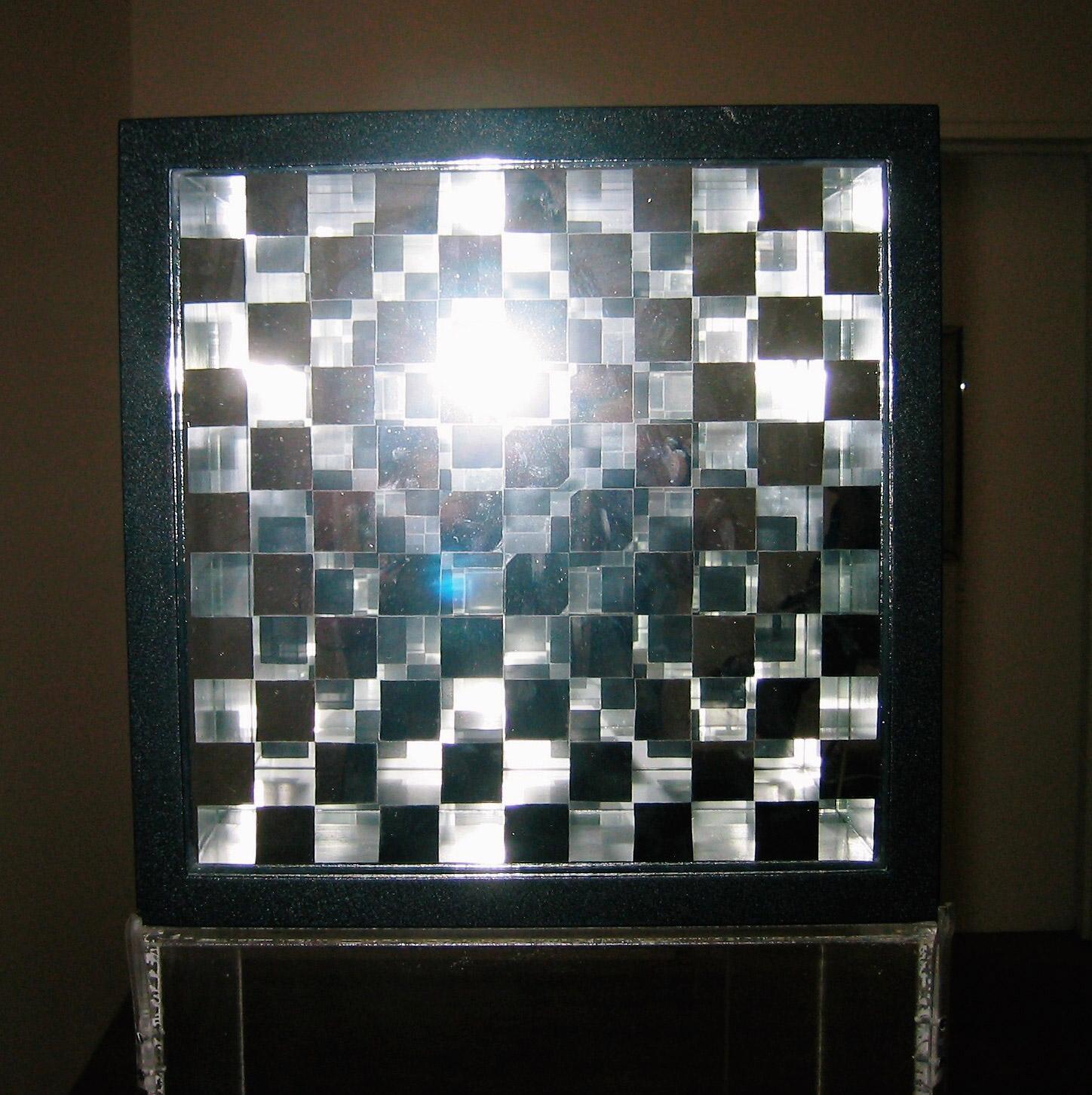 Icelight - Glass Panels