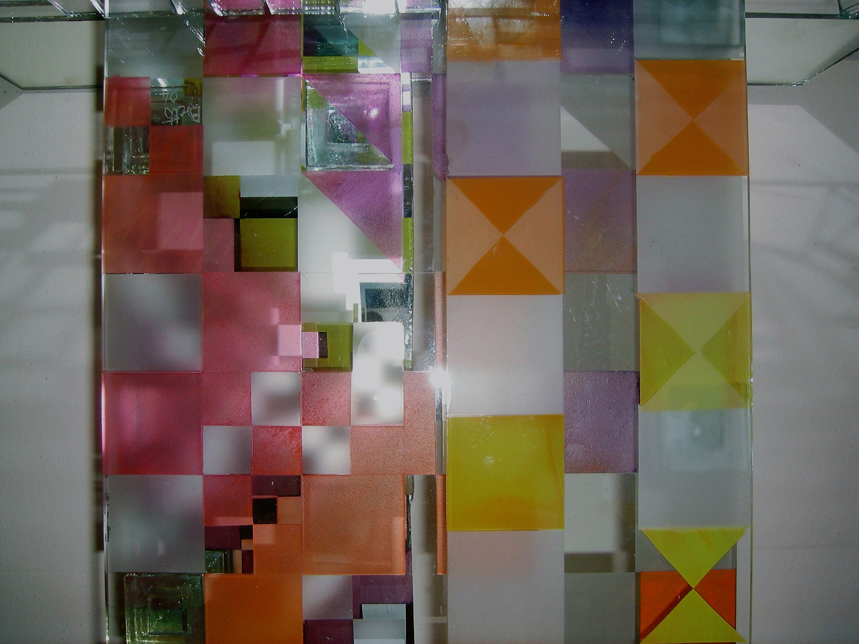 Sculpture - Glass Panels