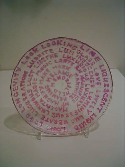 Type & Lettering - Vessels / Bowls